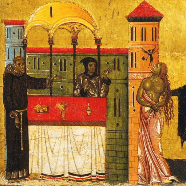 Museo Nazionale di San Matteo - Storie di San Francesco