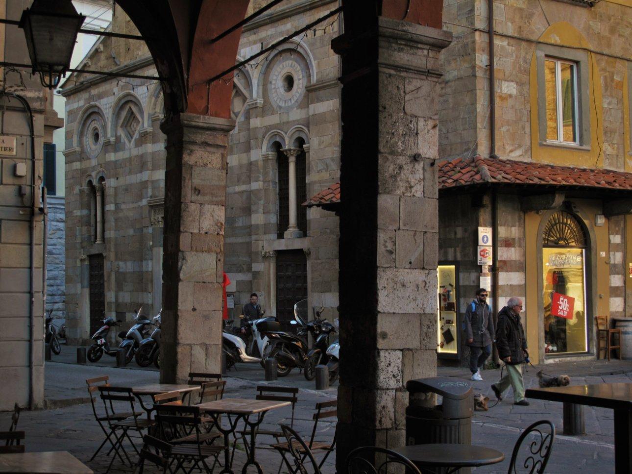 visita al museo nazionale di san matteo - pisa - piazza della berlina