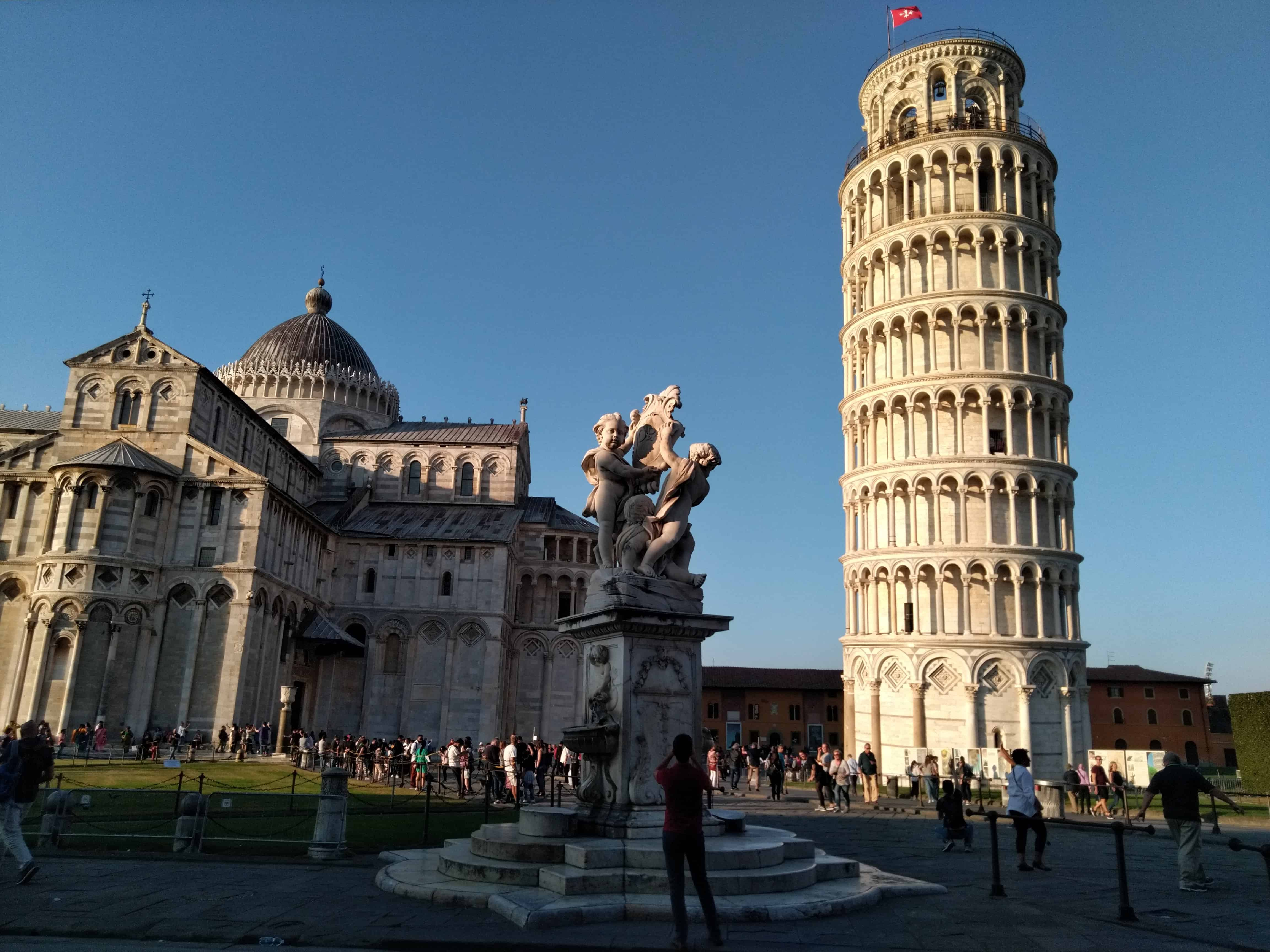 Torre di Pisa per bambini