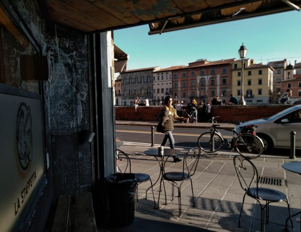 Pisa - tour enogastronomico - Lungarni