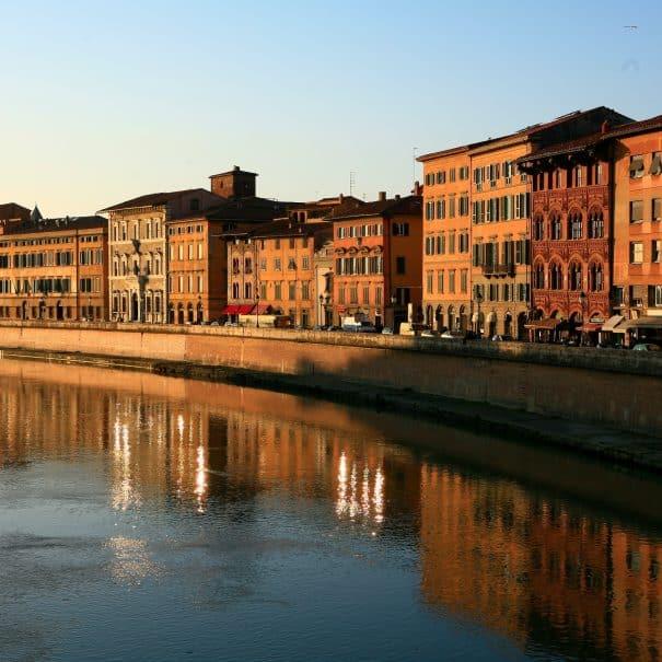 Pisa - Lungarno Galileo