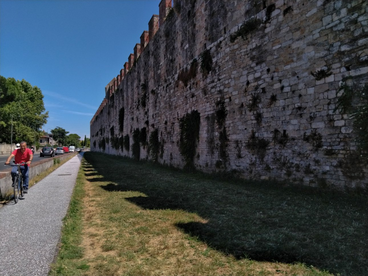 pisa-bike-mura-medievali