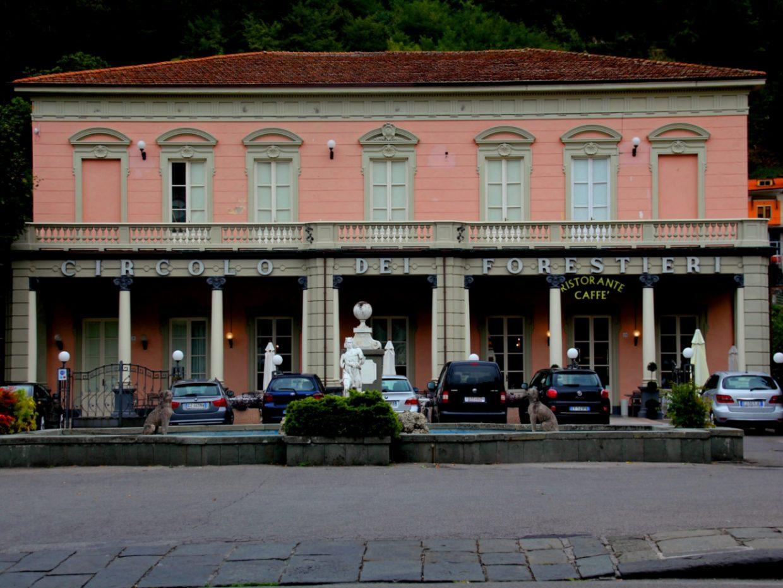 Bagni di Lucca - Circolo dei Forestieri