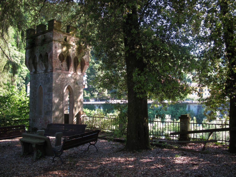 Bagni di Lucca - Parco di Villa Fiori