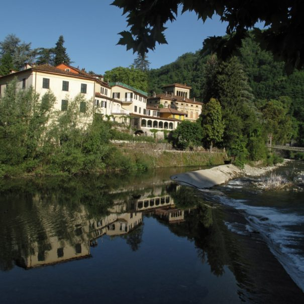 Terme di Bagni di Lucca - Ponte a Serraglio