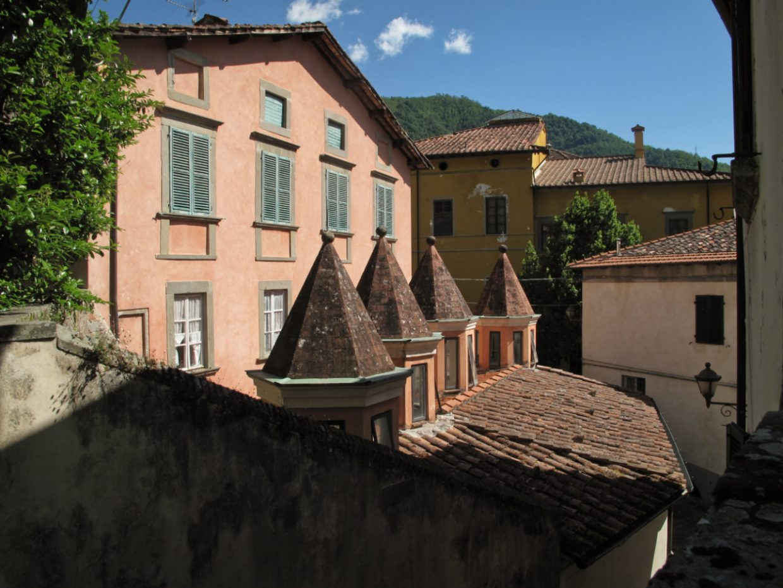 Terme di Bagni di Lucca - Stabilimento di Bagno alla Villa