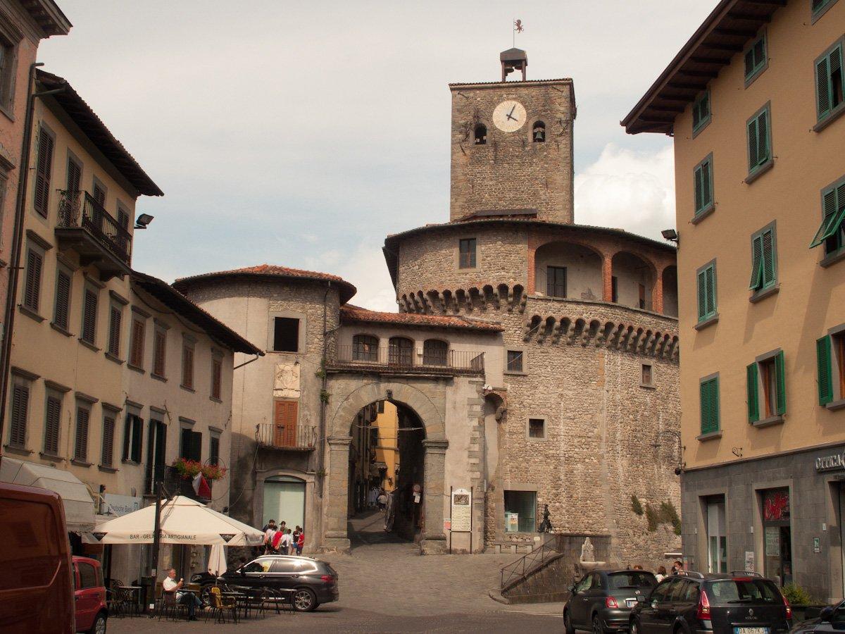 Castelnuovo Garfagnana - Rocca Ariostesca