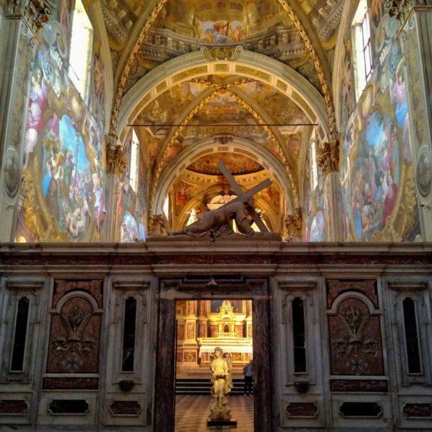 Certosa Monumentale di Calci - Chiesa conventuale