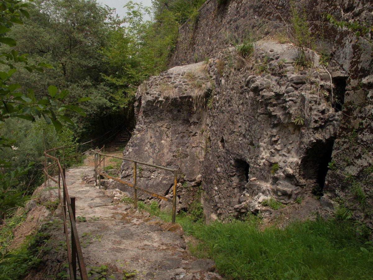 Castelnuovo - Le terme romane di Torrite