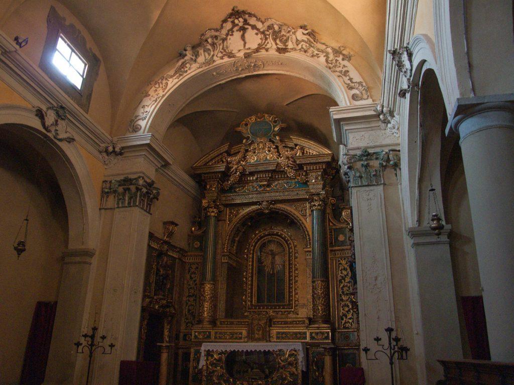 barga - chiesa del santissimo crocifisso