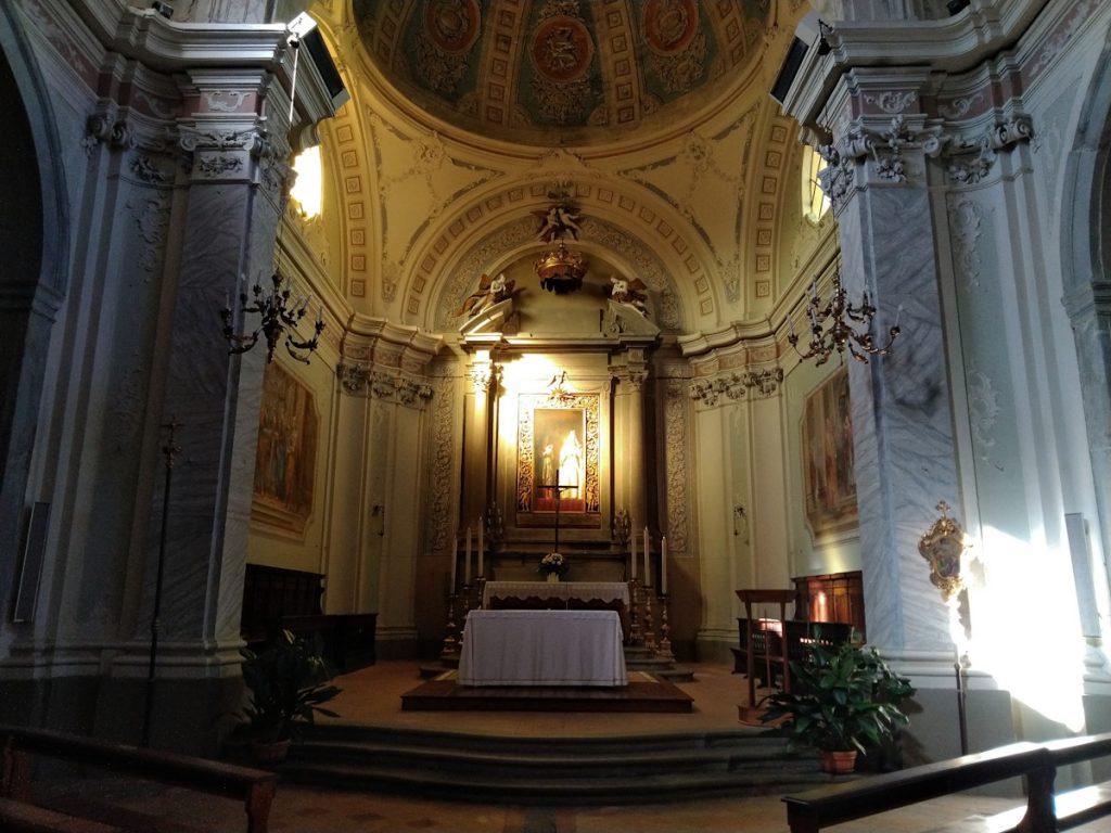 barga - chiesa della santissima annunziata