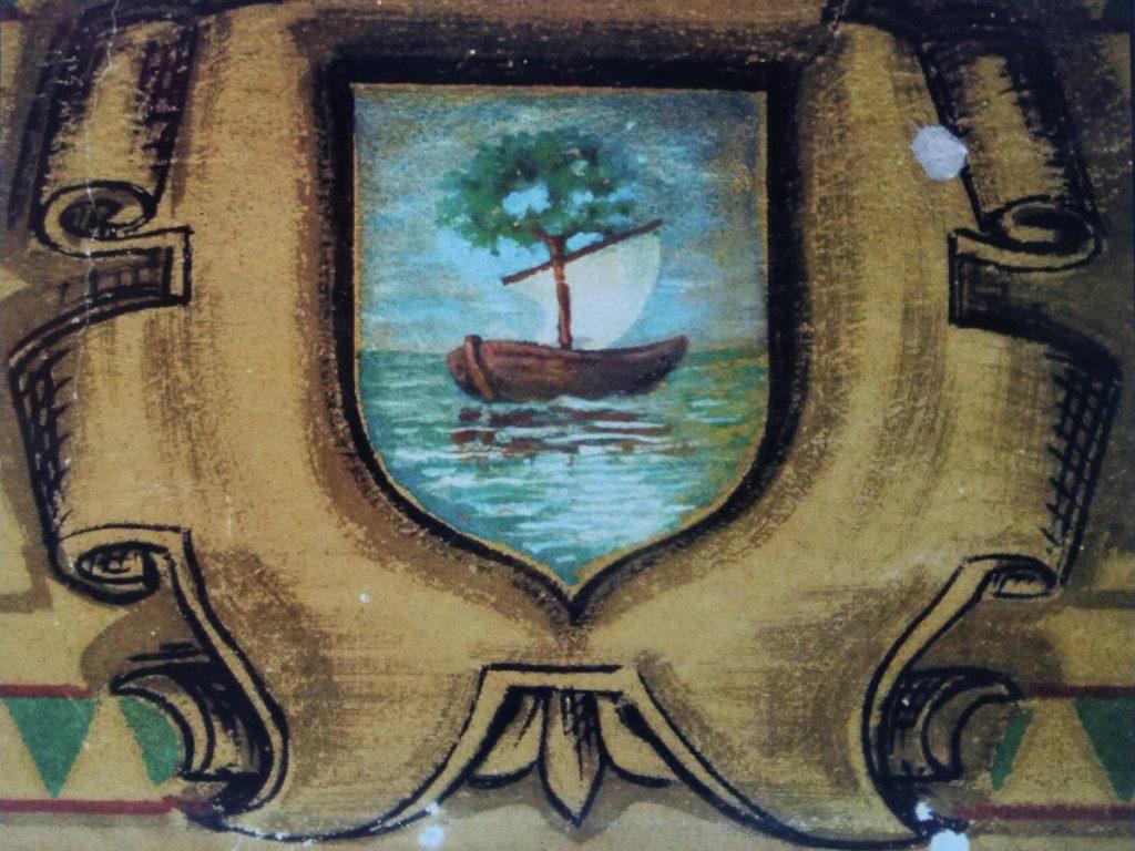 barga curiosa - stemma della città