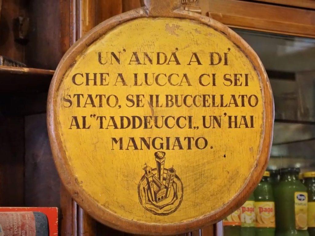 pasticceria taddeucci -antico detto luchhese